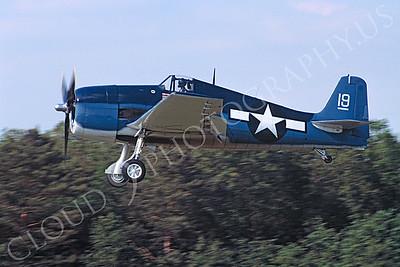 WB - 00050 Grumman F6F Hellcat by Stephen W D Wolf