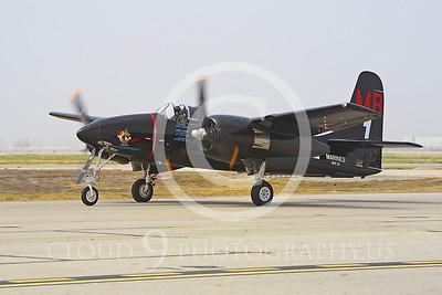 WB - Grumman F7F Tigercat 00013 Grumman F7F Tigercat by Peter J Mancus