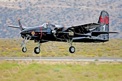 WB - 00001 Grumman F7F Tigercat by Peter J Mancus
