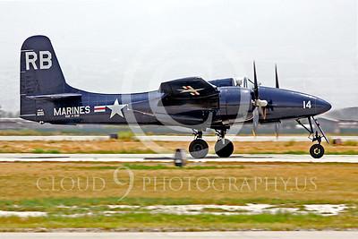 WB - Grumman F7F Tigercat 00005 Grumman F7F Tigercat by Peter J Mancus