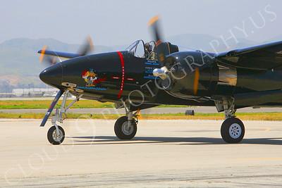 CUNWB 00009 Grumman F7F Tigercat by Peter J Mancus