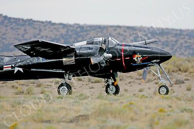 CUNWB 00055 Grumman F7F Tigercat by Peter J Mancus