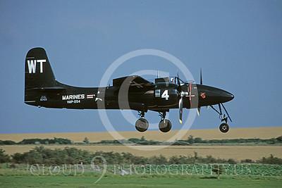 WB - Grumman F7F Tigercat 00026 Grumman F7F Tigercat by Stephen W D Wolf