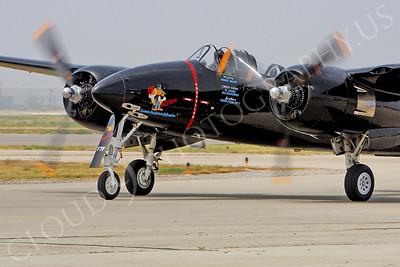 CUNWB 00067 Grumman F7F Tigercat by Peter J Mancus