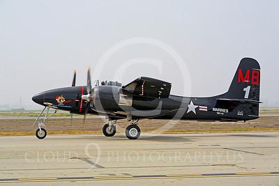 WB - Grumman F7F Tigercat 00019 Grumman F7F Tigercat by Peter J Mancus