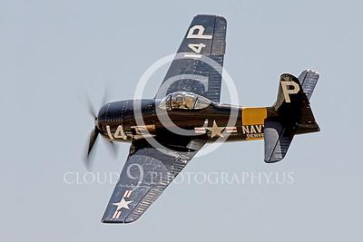WB-F8F 00006 Grumman F8F Bearcat US Navy by Peter J Mancus