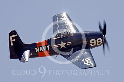 WB - Grumman F8F Bearcat 00036 Grumman F8F Bearcat by Peter J Mancus