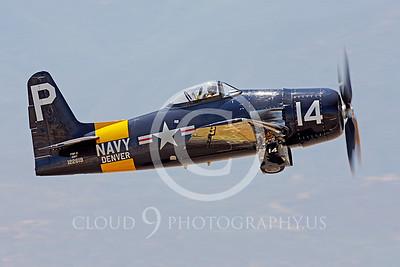 WB-F8F 00002 Grumman F8F Bearcat US Navy by Peter J Mancus