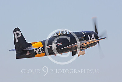 WB-F8F 00024 Grumman F8F Bearcat US Navy by Peter J Mancus