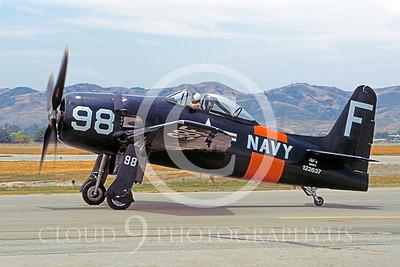 WB - Grumman F8F Bearcat 00003 Grumman F8F Bearcat by Peter J Mancus