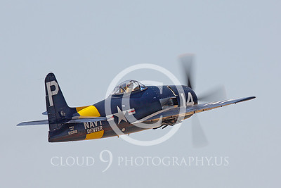WB-F8F 00010 Grumman F8F Bearcat US Navy by Peter J Mancus