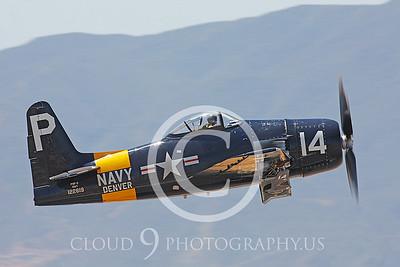 WB-F8F 00022 Grumman F8F Bearcat US Navy by Peter J Mancus