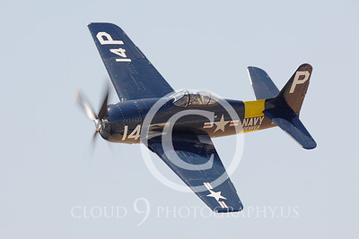WB-F8F 00008 Grumman F8F Bearcat US Navy by Peter J Mancus