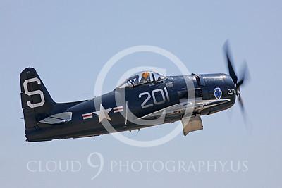 WB - Grumman F8F Bearcat 00026 Grumman F8F Bearcat by Peter J Mancus