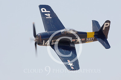 WB-F8F 00038 Grumman F8F Bearcat US Navy by Peter J Mancus