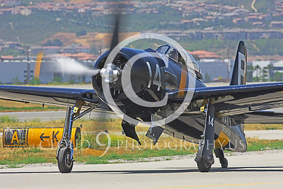 WB-F8F 00001 Grumman F8F Bearcat US Navy by Peter J Mancus