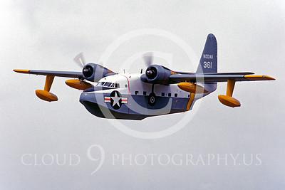 WB - Grumman HU-16 Albatross 00002 Grumman HU-16 Albatross US Navy markings warbird by Peter J Mancus