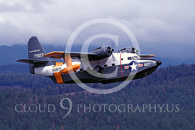 WB - Grumman HU-16 Albatross 00004 Grumman HU-16 Albatross US Navy markings warbird by Peter J Mancus