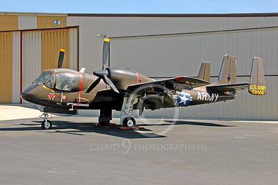 WB - Grumman OV-1 00001 Grumman OV-1 Mohawk US Army 59604 by Alasdair MacPhail