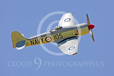 WB - Hawker Sea Fury 00042 Hawker Sea Fury by Peter J Mancus