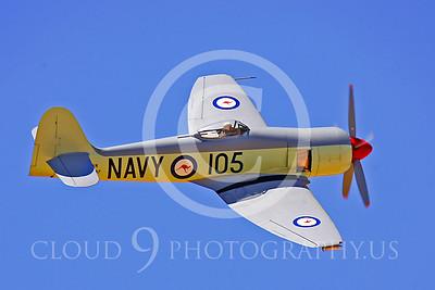 WB - Hawker Sea Fury 00036 Hawker Sea Fury by Peter J Mancus