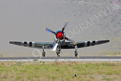 WB - 00003 Hawker Sea Fury by Peter J Mancus