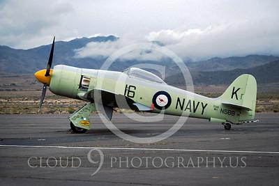 WB - Hawker Sea Fury 00007 Hawker Sea Fury by Peter J Mancus