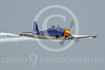 WB - Hawker Sea Fury 00014 Hawker Sea Fury by Peter J Mancus
