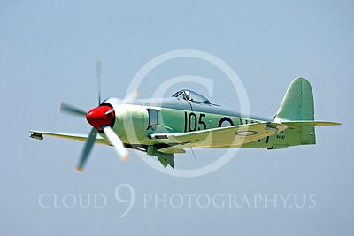 WB - Hawker Sea Fury 00006 Hawker Sea Fury by Peter J Mancus