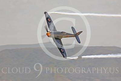 WB - Hawker Sea Fury 00012 Hawker Sea Fury by Peter J Mancus