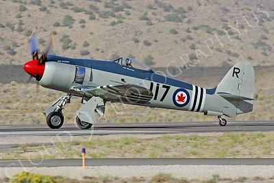 WB - 00005 Hawker Sea Fury by Peter J Mancus