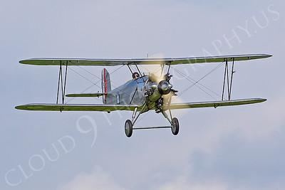WB - Hawker Tomtit 00006 Hawker Tomtit British RAF by Tony Fairey