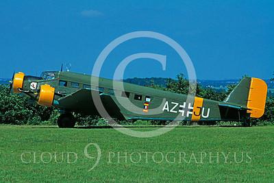 WB - Junkers Ju-52 00003 Junkers Ju-52 by Stephen W D Wolf