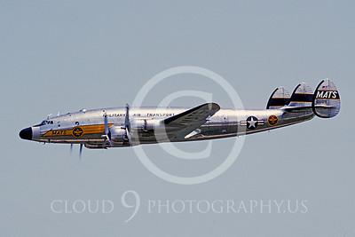 WB - Lockheed C-121 Constellation 00002 Lockheed C-121 Constellation by Peter J Mancus