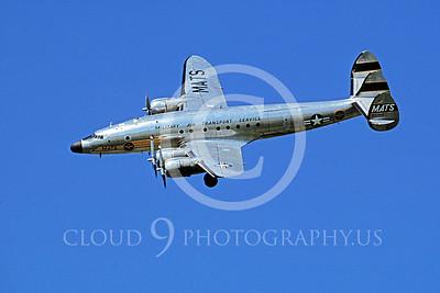 WB - Lockheed C-121 Constellation 00006 Lockheed C-121 Constellation by Peter J Mancus