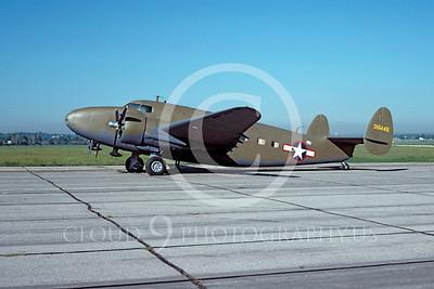 WB - Lockheed C-60 Lodestar 00001 Lockheed C-60 Lodestar by David W Menard