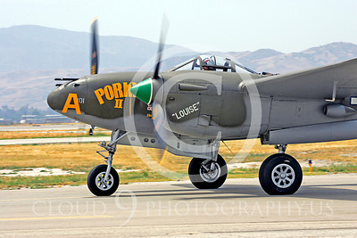 WB - Lockheed P-38 Lightning 00033 Lockheed P-38 Lightning Porky II by Peter J Mancus