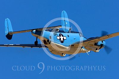 WB - Lockheed PV-1 Ventura 00030 Lockheed PV-1 Ventura US Navy anti-submarine warbird Attu Warrior by Peter J Mancus