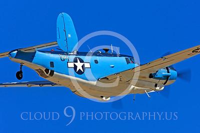 WB - Lockheed PV-1 Ventura 00020 Lockheed PV-1 Ventura US Navy anti-submarine warbird Attu Warrior by Peter J Mancus