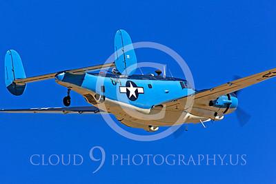 WB - Lockheed PV-1 Ventura 00022 Lockheed PV-1 Ventura US Navy anti-submarine warbird Attu Warrior by Peter J Mancus