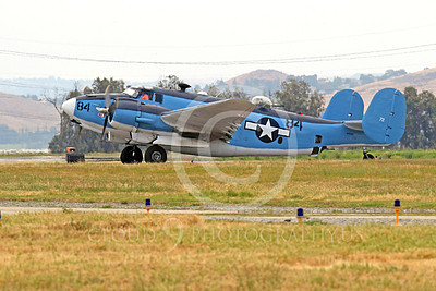 WB - Lockheed PV-2 Harpoon 00039 A taxing Attu Warrior, a USN Lockheed PV-2 Harpoon warbird, airplane picture, by Peter J Mancus