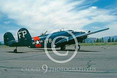 WB-PV-2 00001 Lockheed PV-2 Ventura Trukee, Calif June 1990 by Peter J Mancus