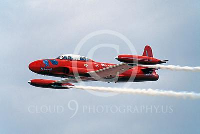WB - Lockheed T-33 Shooting Star 00004 Lockheed T-33 Shooting Star by Peter J Mancus