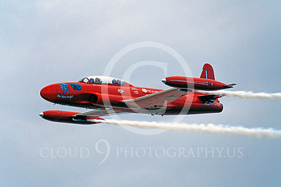 WB - Lockheed T-33 Shooting Star 00004 Lockheed T-33 Shooting Star by Peter J Mancus
