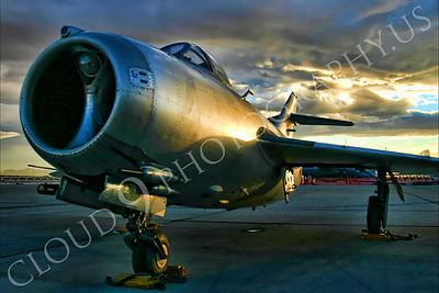 WB-MiG-15 00003 Mikoyan-Guryevich MiG-15 by Joseph D Kates