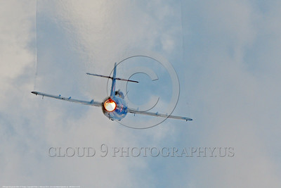 WB-MiG-17 00019 Tight crop of a climbing Mikoyan-Guryevich MiG-17 Fresco Soviet Cold War era supersonic jet fightr warbird in Polish Air Force markings in afterburner at Thunder Over Michigan 2016 airshow warbird picture by Peter J  Mancus