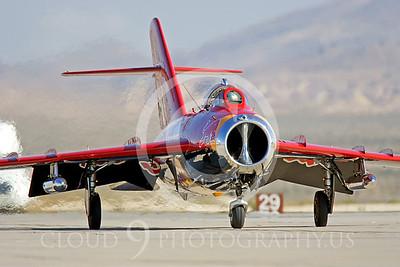 WB-MiG-17 00003 MiG-17 by Peter J Mancus