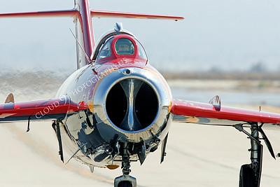 CUNWB 00113 Mikoyan-Gurevich MiG-17 by Peter J Mancus