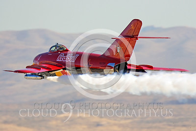 WB-MiG-17 00002 MiG-17 by Peter J Mancus