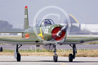 WB - Nanchang CJ-6 00005 Nanchang CJ-6 warbird by Peter J Mancus